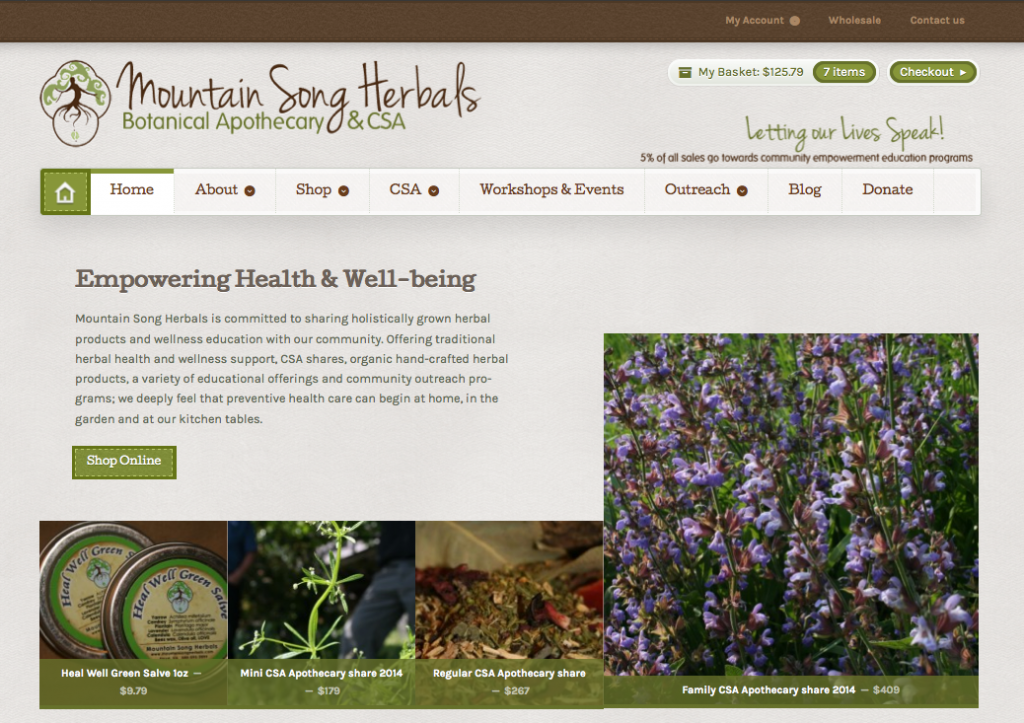 Mountain Song Herbals