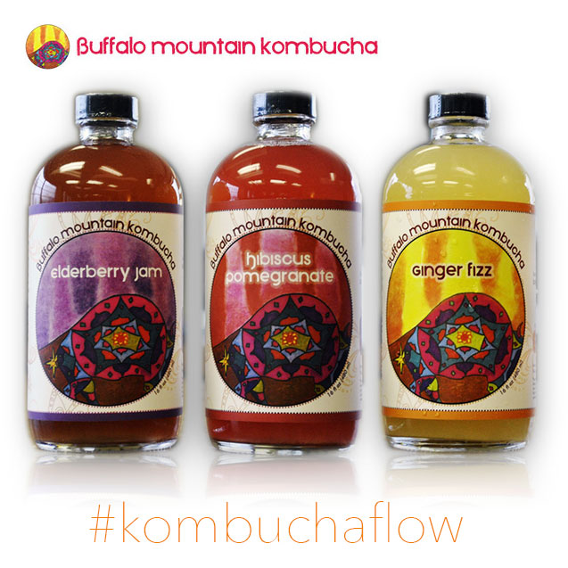 Buffalo Mountain Kombucha